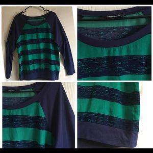 NWT wallflower Women's Long Sleeves Shirt